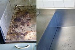 台所・浴室清掃